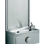 Semi-Recessed Drinking Water Fountain