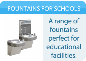 Water Fountains solutions for education and schools