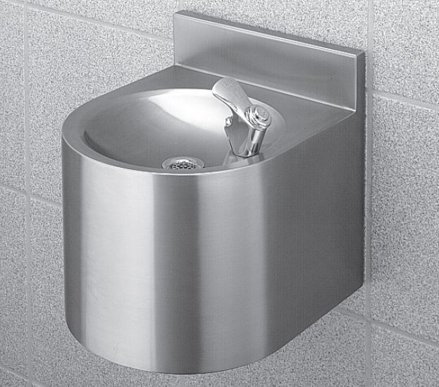 Classic Wall Mounted Drinking Water Fountain