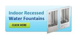 Indoor Recessed Drinking Fountains